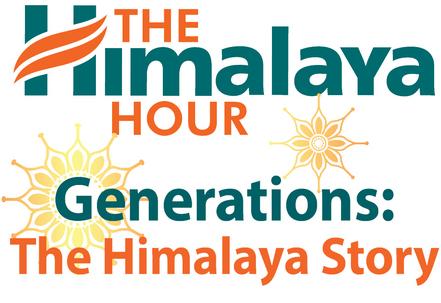 Himalaya Hour Logo Generations